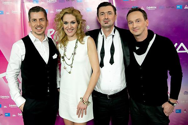 Eurovíziós Dalfeszt. '12