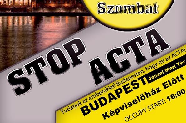 Forrás: Occupy Budapest