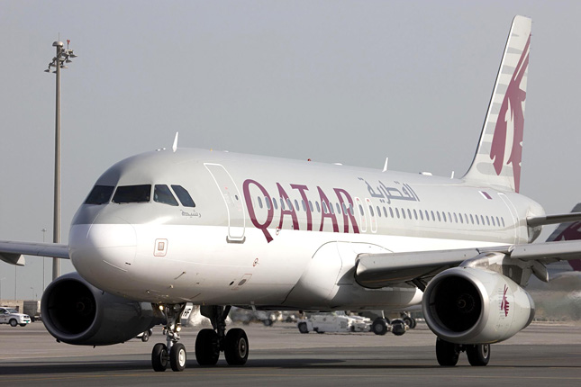 Forr�s: Qatar Airways
