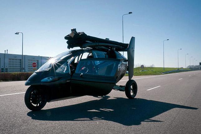 Palv 1 Flying Car