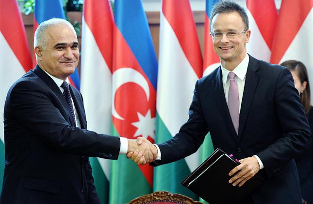 Azeri ösztöndíjak újabb magyar egyetemekre